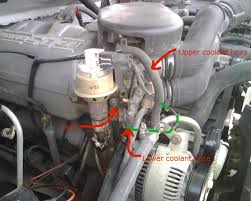 need help understanding f coolant system ford mustang i guess technicaly this could be considered 5 0 tech but i m almost positive 5 0 mustangs dont have coolant passeges in the throttle bodies