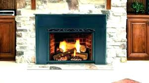 gas fireplace cost top gas insert
