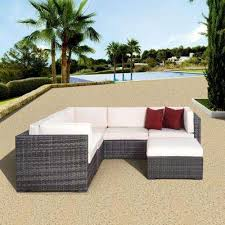 Wicker Patio Furniture White Patio Furniture Outdoors The