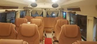 15 seater tempo traveller hire in delhi
