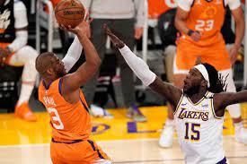 Los Angeles Lakers vs. Phoenix Suns ...