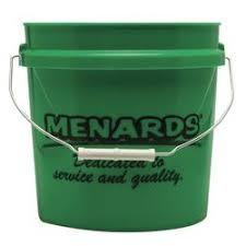 menards 5 gallon bucket.  Gallon To Menards 5 Gallon Bucket T