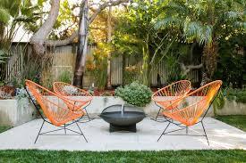mid century modern patio furniture. Delighful Century Mid Century Modern Patio Reveal  Pretty Prudent On Furniture Pinterest