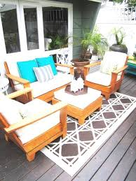 houzz outdoor furniture. Unique Design Patio Furniture For Small Deck Houzz Garden Decking Of Outdoor