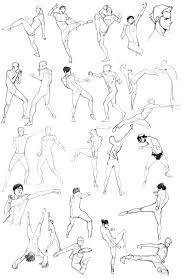 Daily Doodle 02 By Blacksataguni On Deviantart Action Pose