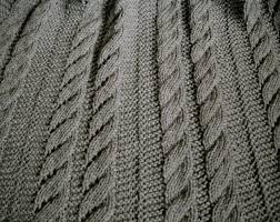 Blanket Patterns Impressive Spiral Columns Baby Blanket Pattern Knitting Patterns And Crochet