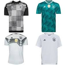 Adidas Boys Size Chart Details About Adidas Boys Soccer Germany Pre Match Home Away Training Jersey Youth