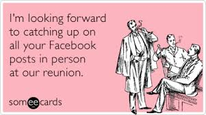 Image result for high school reunion humor