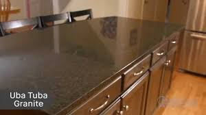 Kitchens With Uba Tuba Granite Ubatuba Granite Kitchen Countertops Ii Marblecom Youtube