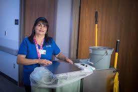 Meet Alma Rosa Mendoza, EVS Associate.... - Eastern Idaho Regional Medical  Center | Facebook