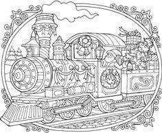 Find more christmas train coloring page pictures from our search. Christmas Train Coloring Page Free Christmas Coloring Pages Printable Christmas Coloring Pages Train Coloring Pages