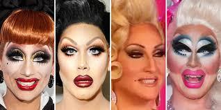 drag race queens bianca del rio sharon needles mice visage trixie mattel