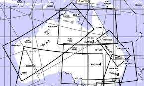 Low Altitude Enroute Chart Australia Au Lo 3 4 Jeppesen