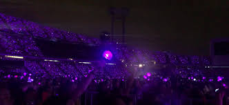 File Army Purple Ocean During Bts Love Yourself Tour In