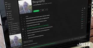 This Guy Uploaded His Resumé To Spotify Inspiration Resume Spotify