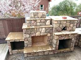 fireplace pizza outdoor fireplace kits with pizza oven best of