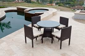 decoration in modern patio dining set home decorating inspiration modern outdoor dining sets furniture info