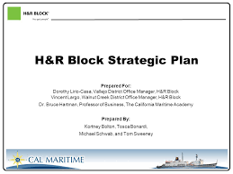 Strategic Plan Awesome HR Block Strategic Plan Ppt Download