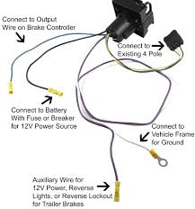 awesome 7 wire trailer plug diagram images for image brilliant stunning wiring