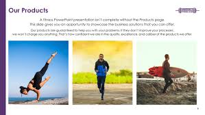 Gym Premium Powerpoint Template Fitness Ppt Themes Slidestore