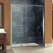 kohler revel sliding shower door revel shower door medium size of best sliding shower doors reviews and guide in sizing x revel pivot shower door