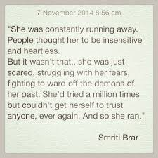 Running Away Quotes Interesting The Quote Yard My World And My Thoughts