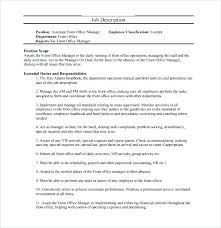 Front Desk Manager Resume Front Desk Manager Resume Sample Fresh ...