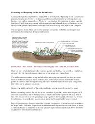 Small Picture Kansas Rain Garden Design and Implementation Manual Kansas State Un