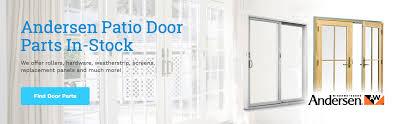 patio window replacement find your replacement andersen patio door parts today bedroom window replacement cost