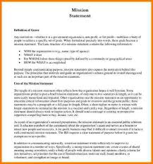 mission statement examples business 5 example of a mission statement for a business case statement 2017