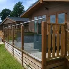 glass decking panels. Brilliant Glass DIY Glass Decking Railings  System 6  With Panels B