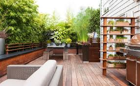 modern outdoor living melbourne. seattle elevated deck plans with contemporary outdoor chaise lounges and wood screening indoor-outdoor living modern melbourne
