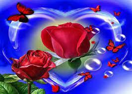Wonderful Flowers Roses Animated images ...