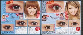 how to look like gyaru makeup