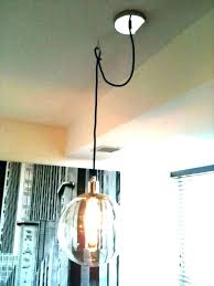 ceiling lights plug in light pendant awesome stylish lighting swag kit chandelier that plugs into wall