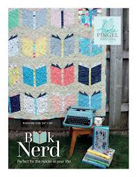Book Nerd Quilt Available! – Angela Pingel & Book Nerd Quilt Available! booknerd_digitalcover_front Adamdwight.com