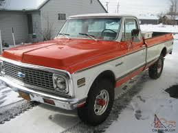 Chevy K20 Pick up 4x4