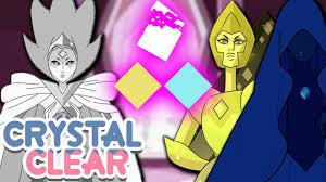 Yellow Diamond Vs White Diamond Diamond Civil War White Vs Yellow Blue Su Theory Response Crystal Clear Ep 94