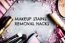 cleaning how to remove makeup sns from clothes