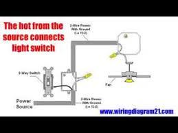 ceiling fan wiring diagram installation hampton bay fans