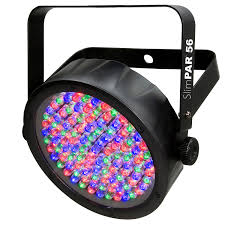 Chauvet Par 56 4 Light System Details About Chauvet Slimpar 56 Dj Lighting Color Rgb Led Dmx Wash Light Package Cable