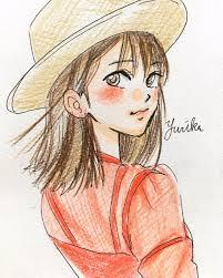 ユリカ على تويتر おはようございます 夏はカンカン帽でお出掛け
