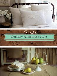 What Is Country Farmhouse Style  Retro Barn Country LinensWhat Is Country Style