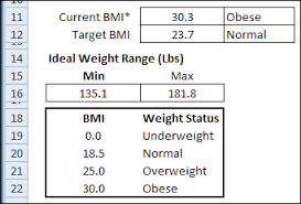 Biggest Loser Excel Spreadsheet How To Calculate Percentage Of Weight Loss In Excel Kadil