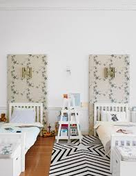 By tucking the beds into a corner, you'll free up plenty of floor space. 32 Sharing Bedroom Ideas Fun And Clever Ideas For Kids Rooms To Share Livingetc