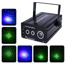 2016 ultra popular full color rgb laser stage light led disco party remote control adjule metal