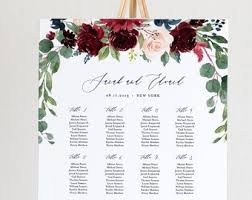 Seating Chart Wedding Sign 1 When It Comes To Reception Decor Your Wedding Seating