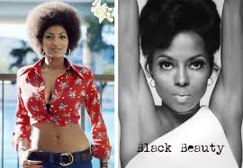 black beauty diana ross and pam grier