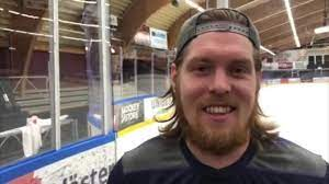 He handles the puck with. Intervju Med Erik Gustafsson Vasterviks Ik