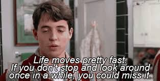 Ferris Bueller Quotes Interesting Ferris Bueller's Day Off Quote Tumblr